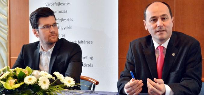 Az uniós források hatékony megszerzése érdekében szerződött a BÁCSVÍZ Zrt. és a Városfejlesztő Kft.