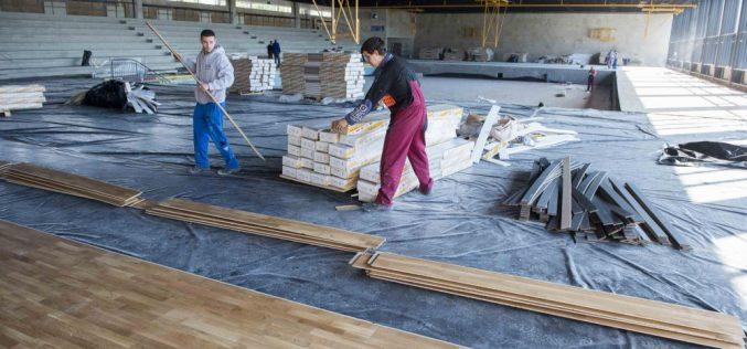 Finisébe ért a Mercedes-Benz Gyár Kosárlabda Akadémia beruházása