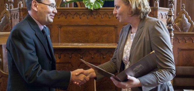 Kecskemét Közgyűlése által adományozott díjakat adott át Kecskemét polgármestere augusztus 20-a alkalmából