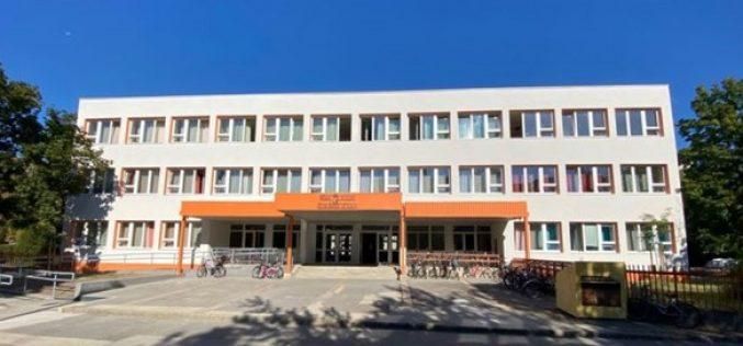 Befejeződött a Móra Ferenc Általános Iskola energetikai korszerűsítése